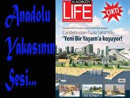 Kadıköy Life... YAZ SAYISI YAYINLANDI...