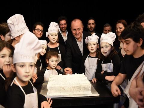Halis Kurtça Çocuk Kültür Merkezi... BİRİNCİ YAŞINI KUTLADI!..