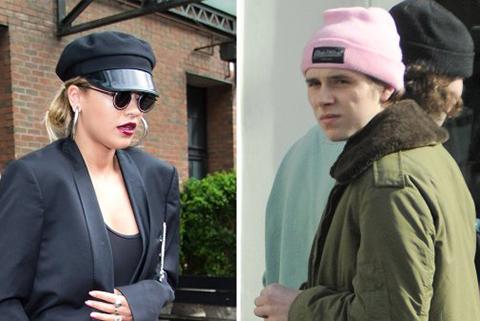 Brooklyn Beckham - Rita Ora... AŞIKLARA ANNE AMBARGOSU!