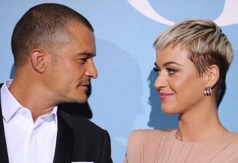 Katy Perry - Orlando Bloom...BEBEĞİN CİNSİYETİNİ AÇIKLADILAR!