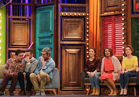Güldür Güldür Show...KAHKAHANIN DEĞİŞMEZ ADRESİ!