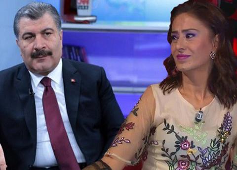 Sağlık Bakanı'mızdan Yıldız Tilbe'ye cevap... 'AİLE HEKİMİNE BAŞVURUN!'