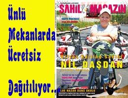Sahil Magazin... HAZİRAN SAYISI YAYINLANDI...