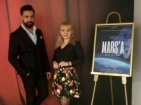 Ajanda Düşünce Platformu... MARS'A GİDİP DÖNDÜLER!