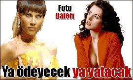 Aysu Baceoğlu... 450 YTL ÖDERSE DAVA DÜŞECEK...