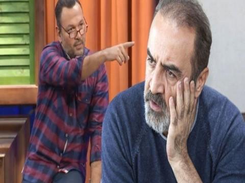 Ali Sunal... YILMAZ ERDOĞAN'A SAHNEDEN GÖNDERME!..