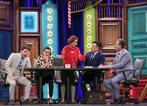 Güldür Güldür Show... KUDRET VE ÇETİN TOPLANTIDA!
