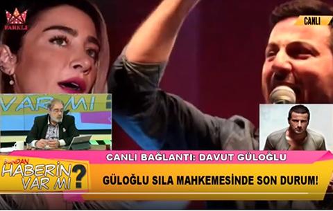 Davut Güloğlu... CANLI YAYINDA KÜFÜR!