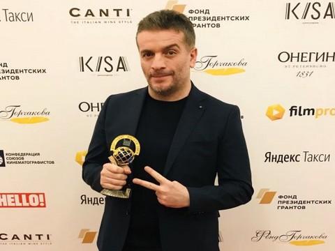 Murat Cemcir... RUSYA'DA ÖDÜL ALDI!..