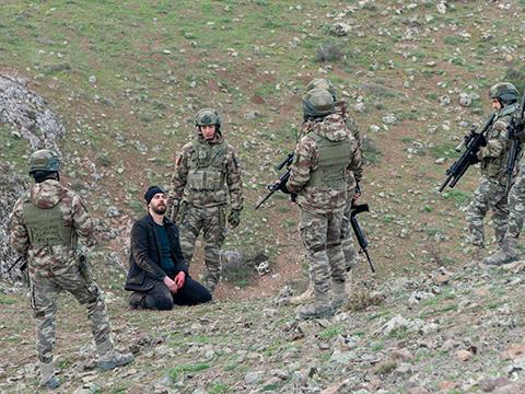 Savaşçı... ALBAY KOPUZ HAMLESİNİ YAPAR!