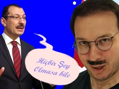 Şahan Gökbakar... AKP'Lİ ALİ İHSAN YAVUZ TAKLİDİ KIRDI GEÇİRDİ!