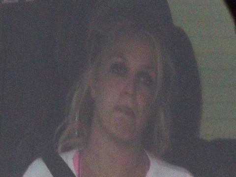 Britney Spears... DARMADAĞIN!..