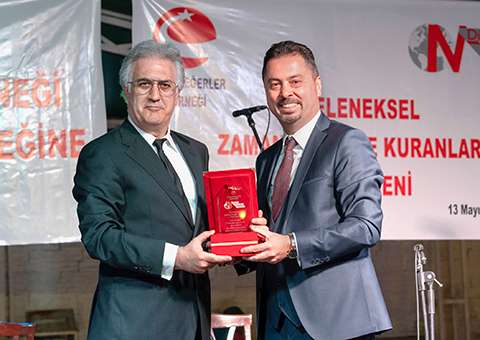 Tamer Karadağlı...'TAŞ FIRIN' MARKASI ÖDÜL GETİRDİ!