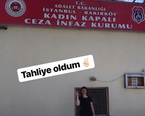 YEMEKTEYİZ YARIŞMACISI HAPİS'TE!