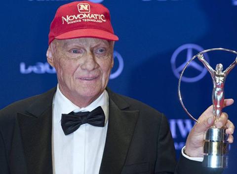 Niki Lauda... EFSANE PİLOT HAYATINI KAYBETTİ!