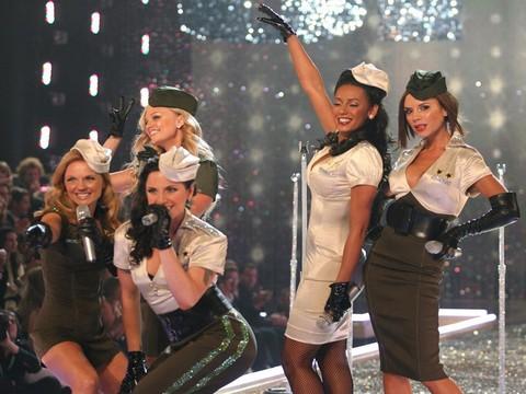Spice Girls... BAHARAT KIZLAR FİYASKO!
