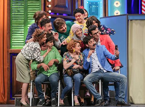 Güldür Güldür Show...BİLAL'İN UÇAKTA ZOR ANLARI!