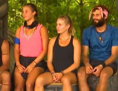Survivor 2019...'SİYAH TAKIM'DAN HANGİ YUNAN YARIŞMACI ELENDİ?