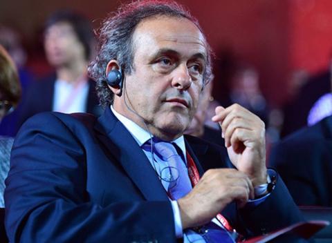 Michel Platini...GÖZALTINA ALINDI!