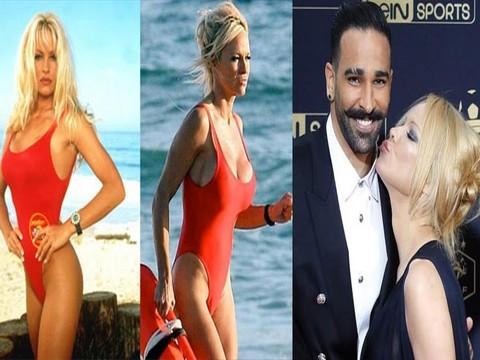 """Pamela Anderson... """"YIKILDIM!.. SEVGİLİM İKİ KADINI BİRDEN İDARE EDİYORMUŞ""""."""