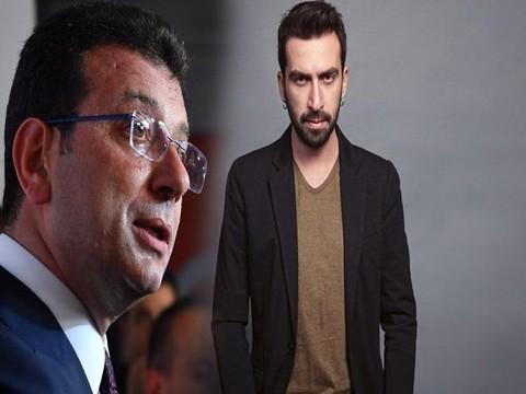 """Erdem Yener'den İmamoğlu'na... """"ENSENDEYİZ""""!.."""