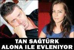 Tan Sağtürk-Alona Ataberk... DÜĞÜN TARİHİ BELLİ OLDU!