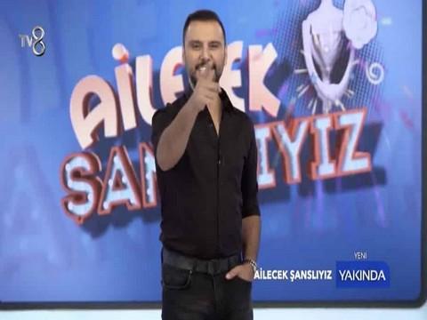 Ailecek Şanslıyız... ALİŞAN'IN SUNUMUYLA TV 8'DE!..