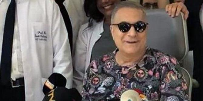 Medyada ilk haber/ Mehmet Ali Erbil..AMELİYATA ALINDI!