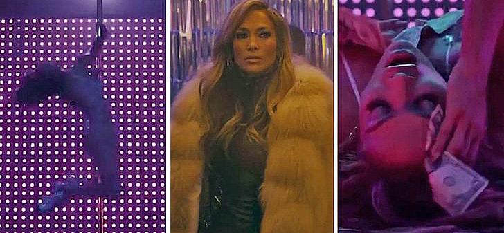 """Jennifer Lopez... YENİ FİLMİ """"HUSTLER""""DEN İLK VE İLGİNÇ FOTOĞRAFLAR"""