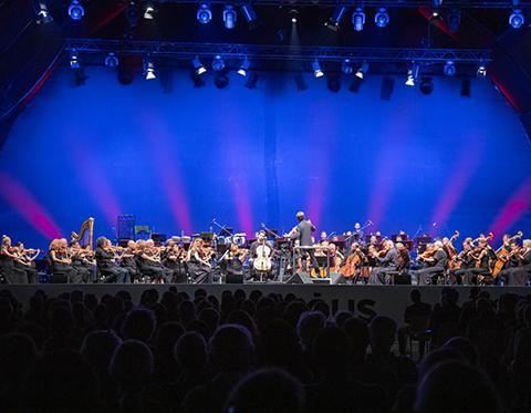 Bodrum Müzik Festivali...'UMUT SENFONİSİ' BÜYÜLEDİ!