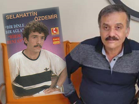 """Selahattin Özdemir... ARABESK'İN """"BABA""""LARINDAN BİRİNİ DAHA KAYBETTİK!"""