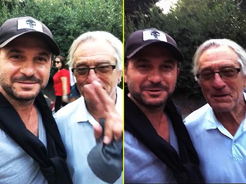 """Robert De Niro... """"TÜRKİYE'YE VE SİZLERE MESAJ VAR!"""""""