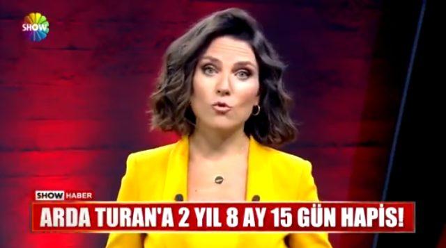 """Ece Üner'den dikkat çeken Arda Turan yorumu... """"ARDA YERİNE GOL ATALIM""""!.."""