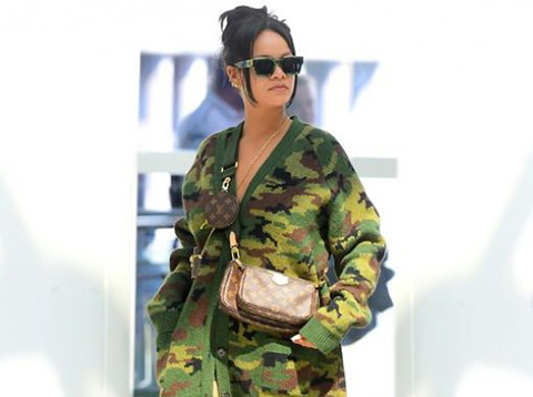 Rihanna...KOMANDO TARZI!