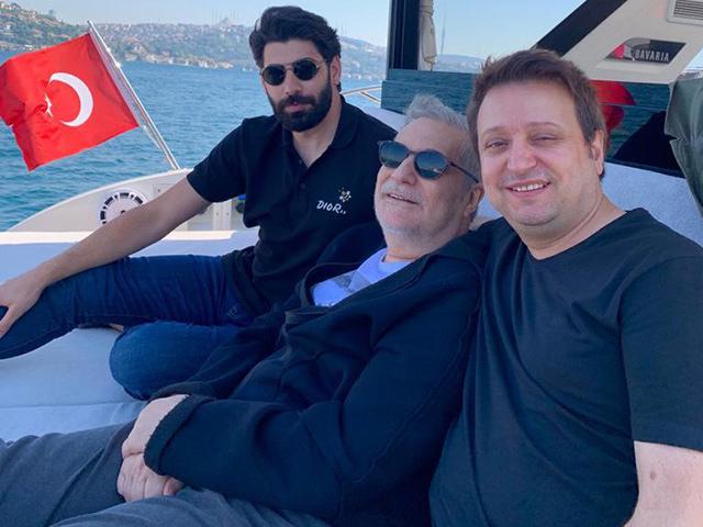 Özel Haber / Mehmet Ali Erbil...BOĞAZ KAÇAMAĞI!
