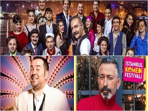 """""""Uluslararası İstanbul Komedi Festivali"""" ... BU FESTİVAL ÇOK GÜLDÜRECEK!.."""