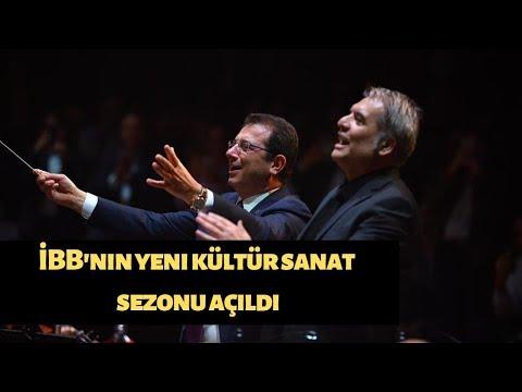 İBB 2019-2020 KÜLTÜR VE SANAT SEZONU AÇILDI!..