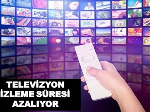 TELEVİZYON YAYINCILIĞI S.O.S VERİYOR!