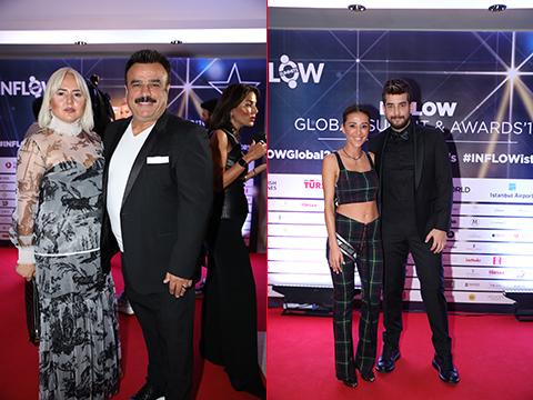 Inflow Awards... ÖDÜLLER SAHİPLERİNİ BULDU!