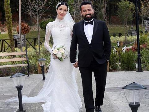 Elif Ece Uzun...EVLENDİ!