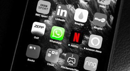 WhatsApp... NETFLİX SÜRPRİZİ!..