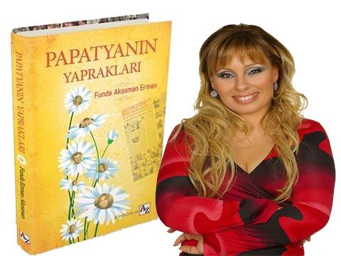 Funda Akosman Erman...RÖPORTAJLARINI BİR KİTAPTA TOPLADI!