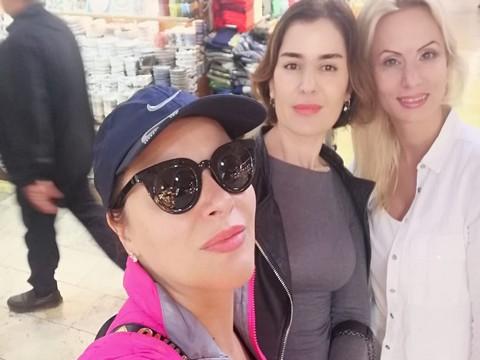 Zara... AMERİKA TURNESİ ÖNCESİ KAPALI ÇARŞI KEYFİ!..