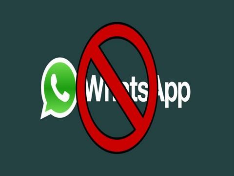 WhatsApp... ŞÜPHELİ GRUPLARDAKİ KULLANICILARI BANLIYOR!..