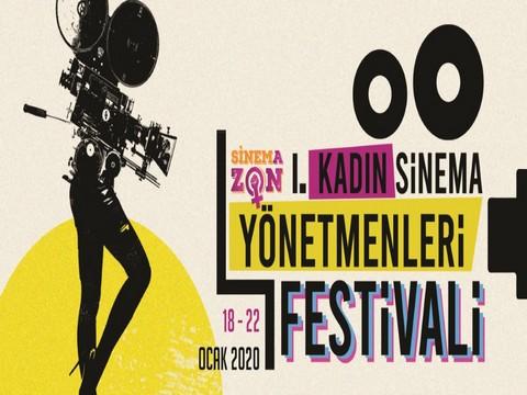 1.Sinemazon Kadın Sinema Yönetmenleri Festivali... GERİ SAYIM BAŞLADI!..