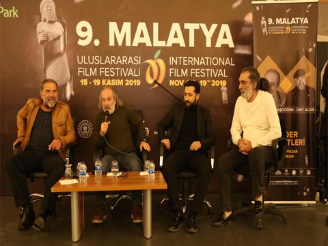 Malatya Film Festivali… HIZ KESMİYOR!