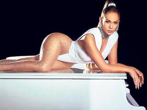 Jennifer Lopez.... HÜNGÜR HÜNGÜR AĞLAMIŞ!