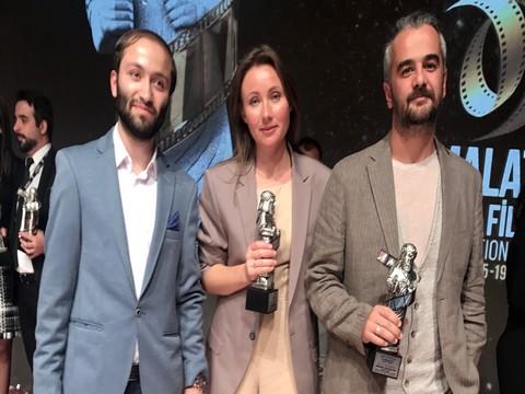 """9.Malatya Uluslararası Film Festivali...HALK JÜRİSİ  """"OMAR VE BİZ"""" DEDİ!"""
