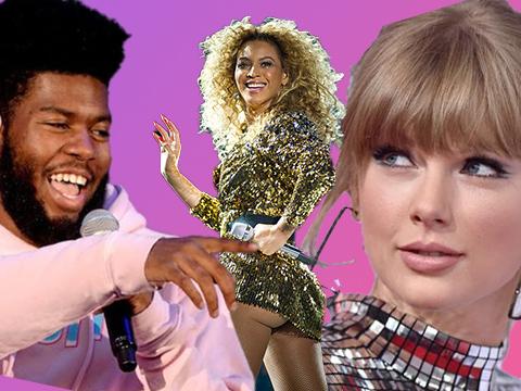 Amerikan Müzik Ödülleri... İŞTE EN İYİLER!