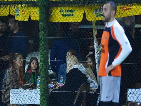BVS Cup... YARI FİNAL HEYECANI!..